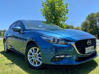 2014 Mazda 3 BM5478 Maxx SKYACTIV-Drive Blue Reflex 6 Speed Sports Automatic Hatchback.