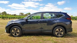 2020 Honda CR-V RW MY21 VTi FWD Cosmic Blue 1 Speed Automatic Wagon