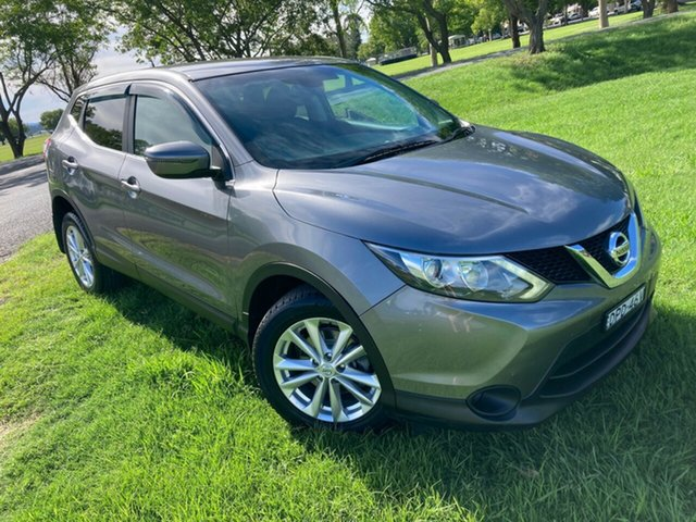 Used Nissan Qashqai J11 TS South Grafton, 2015 Nissan Qashqai J11 TS Grey 1 Speed Constant Variable Wagon