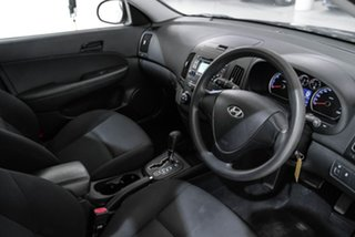 2011 Hyundai i30 FD MY11 SX Black 4 Speed Automatic Hatchback