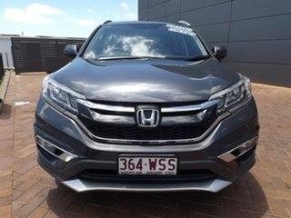 2016 Honda CR-V RM Series II MY17 Limited Edition 4WD 5 Speed Sports Automatic Wagon