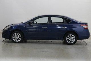 2012 Nissan Pulsar B17 ST Dark Blue 1 Speed Constant Variable Sedan.