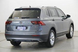 2020 Volkswagen Tiguan 5N MY20 132TSI Comfortline DSG 4MOTION Allspace Platinum Grey 7 Speed