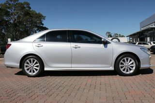2016 Toyota Aurion GSV50R AT-X Silver/cert 6 Speed Sports Automatic Sedan