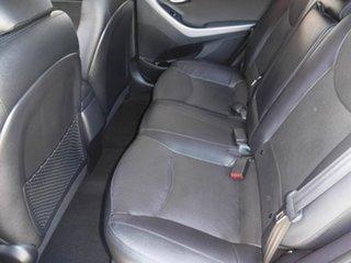 2013 Hyundai Elantra MD3 Trophy Red 6 Speed Automatic Sedan