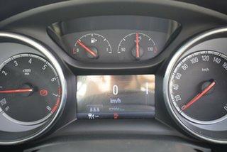 2017 Holden Astra BK MY18 RS-V Black/Grey 6 Speed Manual Hatchback