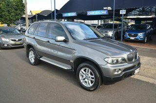 2006 BMW X5 E53 MY06 Upgrade 2 3.0D Gold 6 Speed Automatic Wagon.
