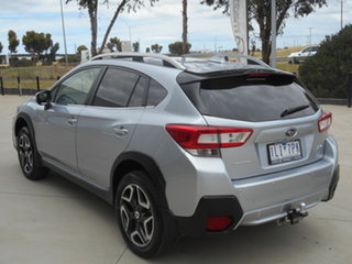 2017 Subaru XV G5X MY18 2.0i-S Lineartronic AWD Silver 7 Speed Constant Variable Wagon