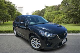 2013 Mazda CX-5 KE1031 MY13 Maxx SKYACTIV-Drive AWD Sport Black 6 Speed Sports Automatic Wagon.