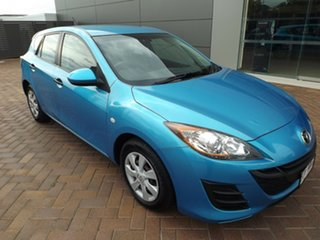 2010 Mazda 3 BL10F1 MY10 Neo Activematic 5 Speed Sports Automatic Hatchback.