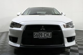 2014 Mitsubishi Lancer CJ MY15 Evolution TC-SST MR Starlight 6 Speed Sports Automatic Dual Clutch.