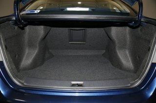 2012 Nissan Pulsar B17 ST Dark Blue 1 Speed Constant Variable Sedan