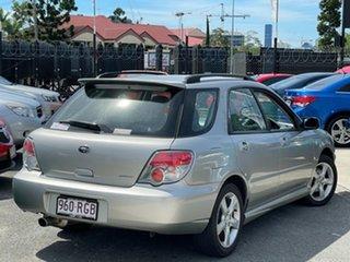 2006 Subaru Impreza S MY07 AWD Silver 4 Speed Automatic Hatchback.