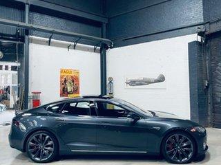 2015 Tesla Model S P85D Sportback AWD Grey 1 Speed Reduction Gear Hatchback.