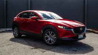 2020 Mazda CX-30 DM2WLA G25 SKYACTIV-Drive Touring Soul Red Crystal 6 Speed Sports Automatic Wagon.