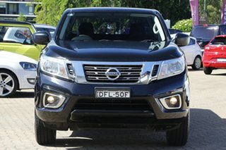 2016 Nissan Navara D23 Series II DX (4x2) Black 7 Speed Automatic Double Cab Utility
