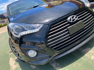 2014 Hyundai Veloster FS3 SR Coupe Turbo 6 Speed Sports Automatic Hatchback.