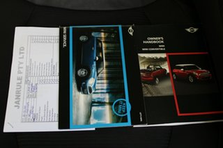 2010 Mini Hatch R56 MY10 Cooper Red 6 Speed Manual Hatchback.