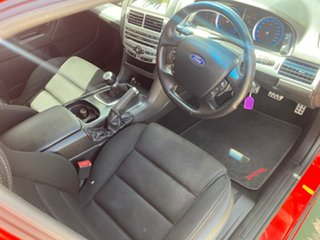 2008 Ford Falcon FG XR6 6 Speed Manual Sedan