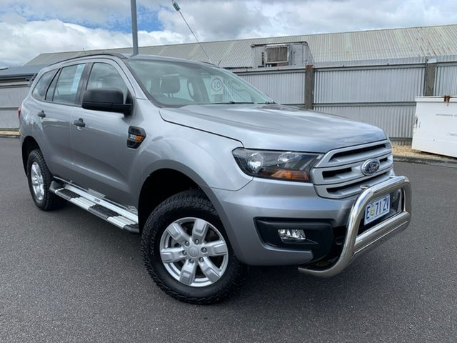 Used Ford Everest UA Ambiente Moonah, 2015 Ford Everest UA Ambiente Silver 6 Speed Sports Automatic SUV