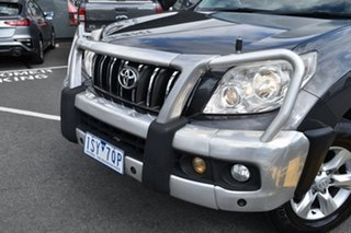 2010 Toyota Landcruiser Prado KDJ150R GXL Grey 5 Speed Sports Automatic Wagon