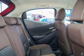 2020 Mazda 2 DJ2HAA G15 SKYACTIV-Drive Pure Red 6 Speed Sports Automatic Hatchback