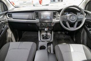 2020 Mazda BT-50 TFS40J XT True Black 6 Speed Manual Cab Chassis