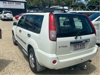 2005 Nissan X-Trail T30 ST (4x4) White 4 Speed Automatic Wagon