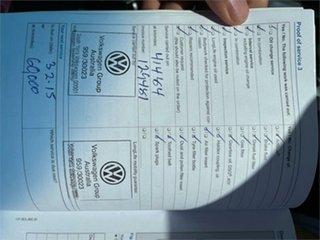 2013 Volkswagen Jetta 1KM MY13.5 118 TSI Moon Rock Silver 7 SP AUTO DIRECT SHIFT Sedan