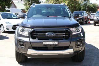 2019 Ford Ranger PX MkIII MY19 Wildtrak 2.0 (4x4) Graphite 10 Speed Automatic Double Cab Pick Up