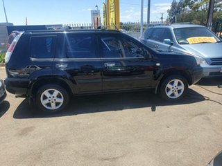 2008 Nissan X-Trail T31 ST-L Black 6 Speed Manual Wagon.