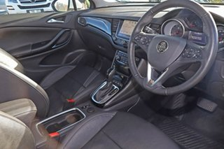 2018 Holden Astra BK MY18.5 RS-V White 6 Speed Sports Automatic Hatchback.