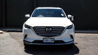 2020 Mazda CX-9 TC Azami SKYACTIV-Drive Snowflake White 6 Speed Sports Automatic Wagon.