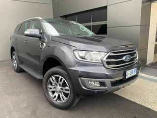 2019 Ford Everest UA II 2019.00MY Trend Grey 10 Speed Sports Automatic SUV.