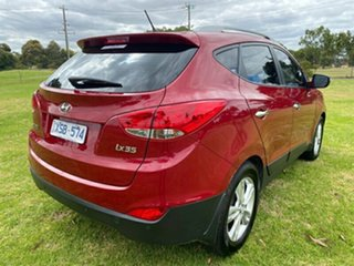 2011 Hyundai ix35 LM MY12 Elite AWD Remington Red 6 Speed Sports Automatic Wagon