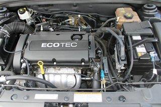 2010 Holden Cruze JG CDX 6 Speed Automatic Sedan
