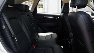 2020 Mazda CX-5 KF4WLA GT SKYACTIV-Drive i-ACTIV AWD Sonic Silver 6 Speed Sports Automatic Wagon