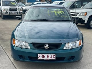 2003 Holden Commodore VY Executive Blue 4 Speed Automatic Sedan