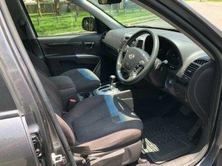 2011 Hyundai Santa Fe CM MY12 SLX CRDi (4x4) Grey 6 Speed Manual Wagon