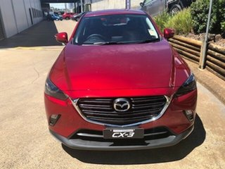2020 Mazda CX-3 DK2W7A sTouring SKYACTIV-Drive FWD Soul Red Crystal 6 Speed Sports Automatic Wagon.