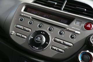 2008 Honda Jazz GE MY09 VTi Taffeta White 5 Speed Automatic Hatchback
