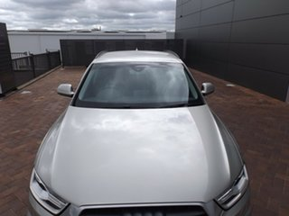 2015 Audi Q3 8U MY16 TFSI S Tronic Silver 6 Speed Sports Automatic Dual Clutch Wagon