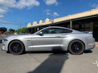 2019 Ford Mustang FN 2019MY GT Silver 10 Speed Sports Automatic Fastback