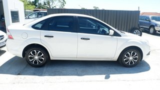 2009 Ford Focus White