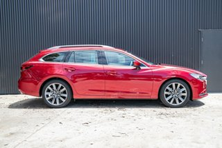2020 Mazda 6 GL1033 Atenza SKYACTIV-Drive Soul Red Crystal 6 Speed Sports Automatic Wagon