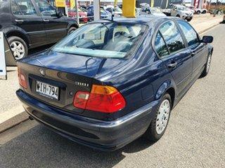 1999 BMW 318i E46 318i Blue 4 Speed Automatic Sedan.