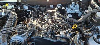 2017 Volkswagen Amarok 2H MY18 TDI400 4MOT Core White 6 Speed Manual Cab Chassis.