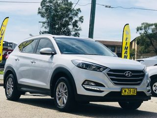 2017 Hyundai Tucson TL2 MY18 Active 2WD Silver 6 Speed Sports Automatic Wagon