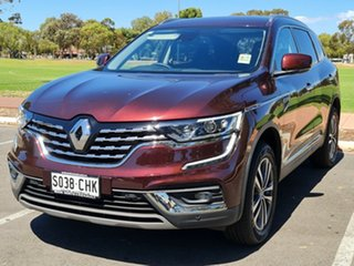 2020 Renault Koleos HZG MY20 Zen X-tronic Maroon Red 1 Speed Constant Variable Wagon.