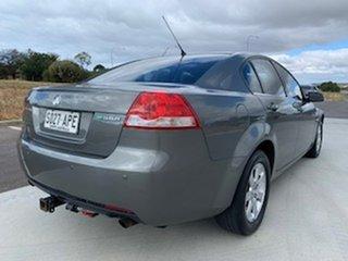 2011 Holden Commodore VE II Omega Grey 6 Speed Sports Automatic Sedan